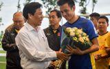 Ông Park tạm để Văn Quyết thay Xuân Trường làm đội trưởng U23 Việt Nam