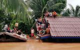 Thủ tướng quyết định hỗ trợ kinh phí khắc phục sự cố vỡ đập thủy điện ở Lào
