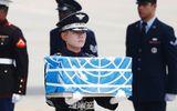 Bình Nhưỡng trao trả hài cốt lính Mỹ thiệt mạng trong Chiến tranh Triều Tiên