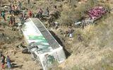Tai nạn giao thông thảm khốc tại Bolivia, 37 người thương vong