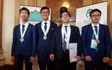 Đoàn Olympic Hóa học Việt Nam dành 4 huy chương quốc tế