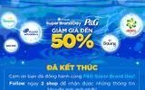 Doanh số bán hàng của P&G tăng 450 lần trong chương trình Ngày hội Hàng chính hãng trên Shopee