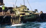 Lý giải việc Lebanon dìm 10 chiếc xe tăng xuống đáy biển, chĩa nòng súng về phía Israel