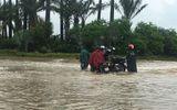 Cảnh báo các tuyến phố ở Hà Nội có khả năng ngập úng do mưa lớn