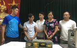 """Bắt """"trùm"""" ma túy ở Lóng Luông, thu giữ 50 bánh heroin"""