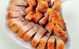 Cách làm thịt quay giòn bì không cần lò nướng