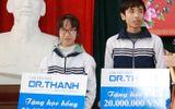 """Học bổng """"Chuyện nhà Dr.Thanh"""" tiếp thêm sức mạnh cho những học sinh nghèo vượt khó"""