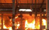 Khởi tố vụ án cháy chợ Sóc Sơn gây thiệt hại 47 tỷ đồng