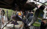 Phiến quân Pakistan đánh bom liều chết nhằm vào xe chở công nhân Trung Quốc