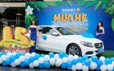 """Cơ hội trúng Mercedes-Benz C200 cho khách hàng Bảo Việt khi tham gia chương trình """"Mùa hè sôi động"""""""