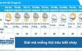 Dự báo thời tiết hôm nay 14/8: Hà Nội ngày nắng nóng 36 độ C, chiều tối có mưa