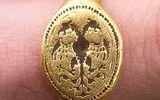 Vô tình nhặt được chiếc nhẫn trị giá 300 triệu đồng ngoài cánh đồng