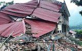 Thanh Hóa: Trường tiểu học đổ sập trong lúc đang sửa chữa