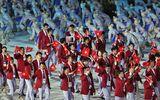 Chùm ảnh: Lễ khai mạc ASIAD 2018 hoành tráng với 80.000 người tham dự