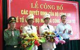 Cần Thơ, Đà Nẵng, Hải Phòng bổ nhiệm hàng loạt lãnh đạo Công an