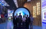 Cục Thủy lợi Myanmar thăm Công ty TNHH ống gang cầu Xinxing