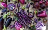 Ăn nhiều trái cây và rau quả tím giúp chống ung thư hiệu quả