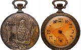 Cận cảnh chiếc đồng hồ của nạn nhân tàu Titanic có giá 1,34 tỷ
