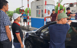 """Tranh cãi """"nảy lửa"""" giữa người dân với bộ GTVT về trạm BOT Mỹ Lộc và Tân Đệ"""