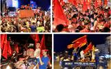Cộng đồng mạng Trung Quốc hào hứng kêu gọi người thân cổ vũ Olympic Việt Nam