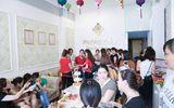 Hàng trăm khách hàng đến thăm dự sinh nhật 1 tuổi Thẩm mỹ viện Phương Thúy Cơ Sở 3