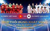 """Thông báo """"siêu dễ thương"""" của các công ty về việc cổ vũ Olympic Việt Nam"""