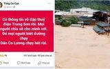 Thanh Hóa: Bác thông tin vỡ đập thủy điện Trung Sơn