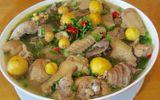 Món ngon mỗi ngày: Cách làm món canh gà nấu măng chua