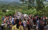 Thủy điện Bản Vẽ xả lũ lịch sử, hàng trăm người tránh lên đồi