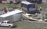 Tai nạn xe buýt nghiêm trọng tại Mỹ, gần 50 người thương vong
