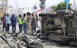 Đánh bom liều chết tại thủ đô Somalia, ít nhất 20 người thương vong