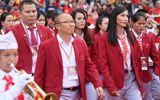 Toàn cảnh lễ vinh danh Đoàn thể thao Việt Nam vừa trở về từ ASIAD 2018