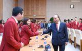 Thủ tướng Nguyễn Xuân Phúc gặp mặt đoàn thể thao Việt Nam dự ASIAD 18