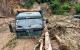 Thanh Hóa: Xót xa cảnh mưa lũ tàn phá tan hoang ở Mường Lát