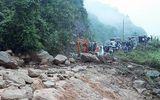 Lai Châu: Tiếp tục mưa lớn, nhiều tuyến đường sạt lở nghiêm trọng
