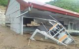 18 người chết và mất tích do mưa lũ