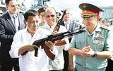 Nga đề nghị xây nhà máy sản xuất súng trường tấn công tại Philippines