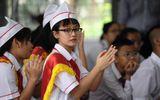 Lễ khai giảng tại ngôi trường khiếm thính: Xúc động hình ảnh học sinh hát quốc ca bằng tay