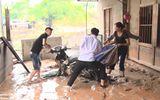 Hiện trường vụ vỡ hồ chứa chất thải tại Lào Cai, hàng chục hộ dân bị ảnh hưởng
