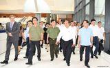 Thủ tướng Nguyễn Xuân Phúc đi kiểm tra công tác chuẩn bị cho hội nghị WEF ASEAN 2018