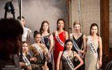 """Dàn thí sinh """"Siêu mẫu quốc tế"""" đẹp thế này, cơ hội nào cho Khả Trang?"""