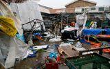Cận cảnh sức tàn phá ghê gớm của siêu bão Mangkhut tại Philippines