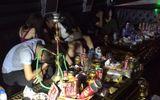 Đột kích karaoke Zone 9, phát hiện hàng chục dân chơi đang mở