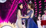 Đỗ Mỹ Linh nói về khoảnh khắc bật khóc khi trao vương miện cho Tiểu Vy