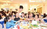 Hoa hậu doanh nhân Đàm Hương Thủy mừng sinh nhật cùng với bạn bè thân thiết