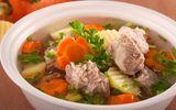 Món ngon mỗi ngày: Canh củ nấu sườn cho bữa trưa đầu tuần ngon miệng