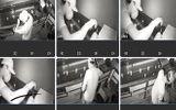 """Video: Tên trộm bịt mặt đột nhập tiệm vàng """"cuỗm"""" nhiều trang sức"""