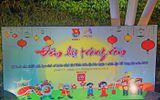 200 trẻ em nghèo rước đèn trung thu tưng bừng cùng VN Ngày Nay