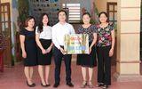 GELEX trao tặng thư viện sách cho Trường Tiểu học Thanh Hải, Hà Nam