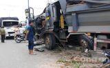Tin tai nạn giao thông mới nhất ngày 27/9/2018: Bảo vệ chợ ven quốc lộ bị xe khách tông chết